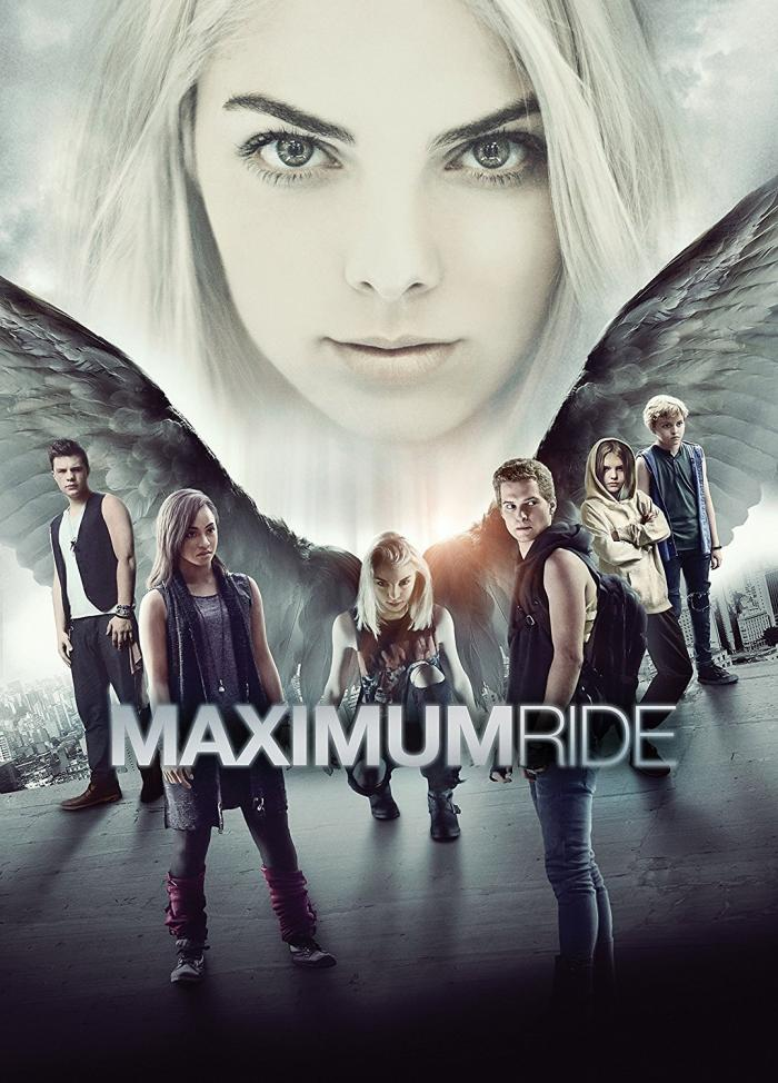 Maximum Ride on DVD