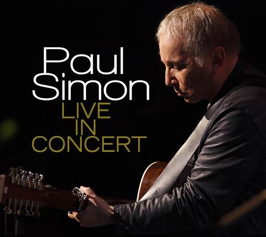 Paul Simon at the Fabulous Fox Theatre, St. Louis, 06/12/16