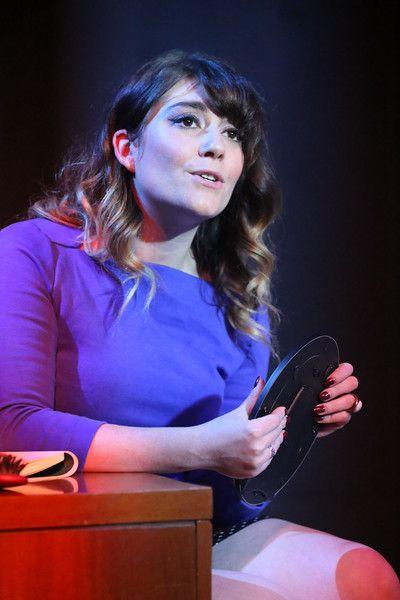 Sarah Porter in New Line Theatre's production of Andrew Lloyd Webber's TELL ME ON A SUNDAY, Photo Credit: Jill Ritter-Lindberg/New Line Theatre