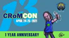 Crom Con Anniversary