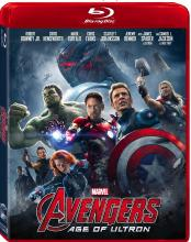 Marvel Avengers Age of Ultron Blu-ray Digital Critical Blast