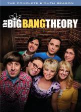 Big Bang Theory Season 8 Blu-ray Critical Blast