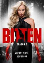 Syfy Bitten Season 2 DVD Laura Vandervoort werewolves witches Critical Blast