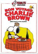 Bon Voyage Charlie Brown DVD Charles Schulz Peanuts Snoopy Critical Blast