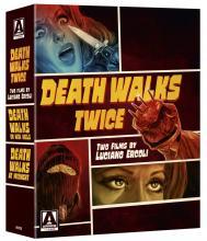 Death Walks Twice Giallo Blu-ray
