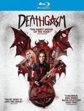 Deathgasm Blu-ray New Zealand
