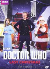 Doctor Who Last Christmas Peter Capaldi Jenna Coleman BBC Critical Blast