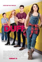 The Duff February 19 Poster Critical Blast Contest Prize