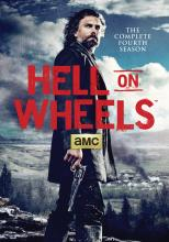 AMC Hell On Wheels Season 4 Critical Blast contest sweepstakes giveaway