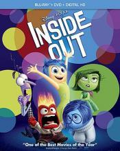 Inside Out Disney Pixar Amy Poehler Critical Blast RJ Carter