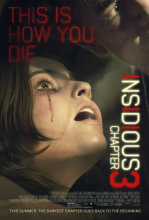 Insidious Chapter 3 Movie Poster Contest Critical Blast