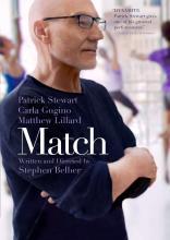 Match Patrick Stewart Matthew Lillard Carla Gugino Critical Blast Dennis Russo