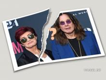 Ozzy Sharon Osbourne Split Steven Machat Critical Blast