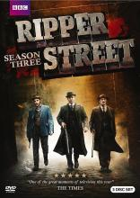 Ripper Street Season Three BBC Critical Blast