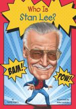 Who is Stan Lee Marvel Comics Geoffrey Edgers Critical Blast