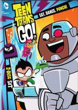Teen Titans Go Eat Dance Punch
