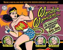 Wonder Woman The Complete Newspaper Strip 1944 1945