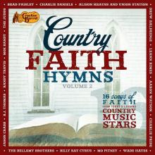 Country Faith Hymns Volume 2