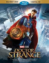 Own Doctor Strange, now on Blu-ray