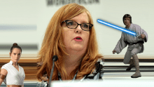 Star Wars Mary Sues