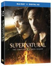 Supernatural Season 10 Winchester Brothers Critical Blast CW
