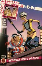 Impossible Team-Up A: Impossible Jones and Holly Daze