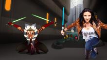 Jen Muro -- Star Wars Force of Destiny