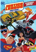 Justice League Action Season 1 Part 1