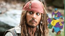 Depp Robbed of 750 million