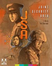 JSA Joint Security Area Blu-ray