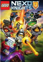 LEGO Nexo Knights Season One on DVD