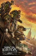 TMNT Out of the Shadows on BD and DVD