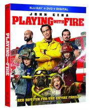 Playing with Fire DVD and Blu ray