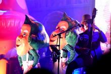 Primus and the Chocolate Factory - Photo by Mathieu Bredeau.