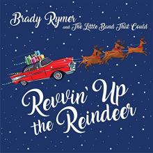 Revvin up the reindeer