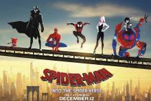 If you cna't find a Spider-Man you like here, you should proably stick to those lame DC movies. In theatres everywhere 12/12/18.