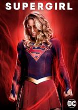 Supergirl Seasn 4 Blu-ray