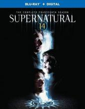 Supernatural Season 14 on Blu-ray