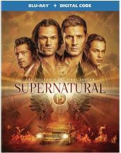 Supernatural Season 15 on Blu-ray