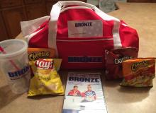 Hope's Olympic Home Viewing Kit