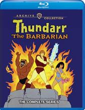 Thundarr Barbarian Blu-ray
